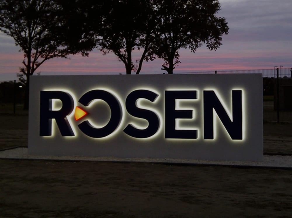 ROSEN Leuchtwerbeanlagen
