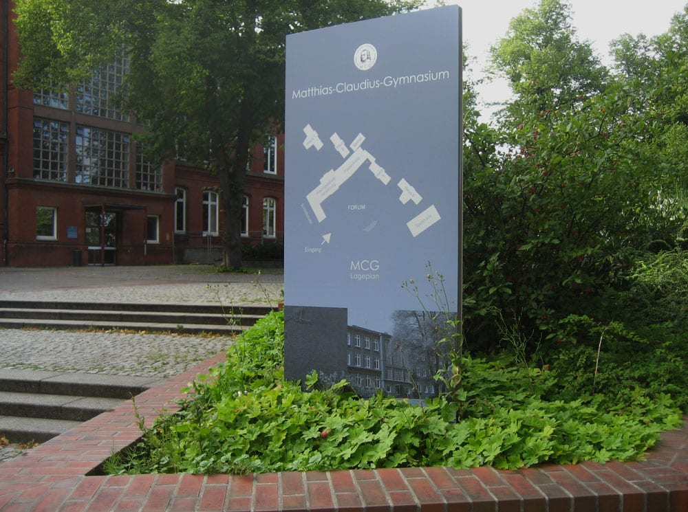 Matthias Claudius Gymnasium Hamburg Leadway