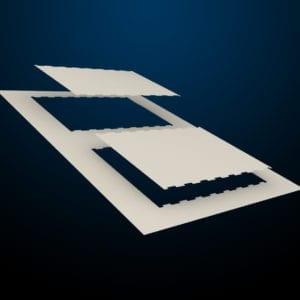 Panorama-tuerschild-papier-creme