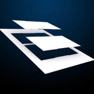 messenger-Pacific-tuerschild-papier-93er-kopf-paneel-weiß