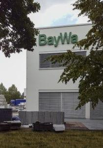 BayWa Baustoffe Moosfeld LWA