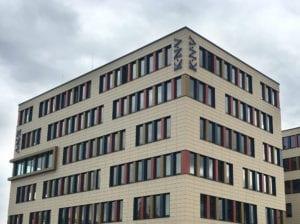 KNV Gebäudebuchstaben