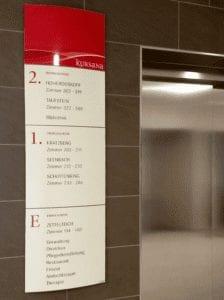 Kursana Mücke Leadway Leit- und Orientierungssysteme 05