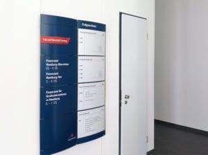 Leadway August Prien Finanzbehörde Hamburg Hauptwegweiser