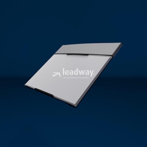Modulex Messenger interior header paperflex 125 Türschild