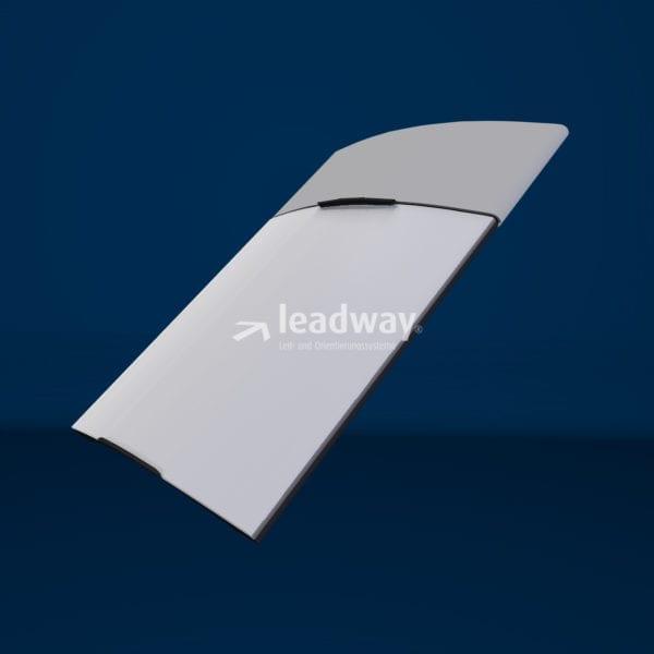 Modulex Pacific interior header paperflex 221 Türschild