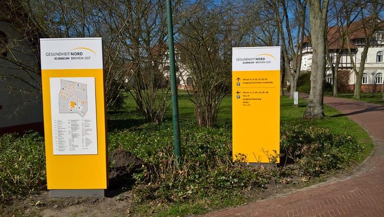 Klinikum Bremen Ost Monolith