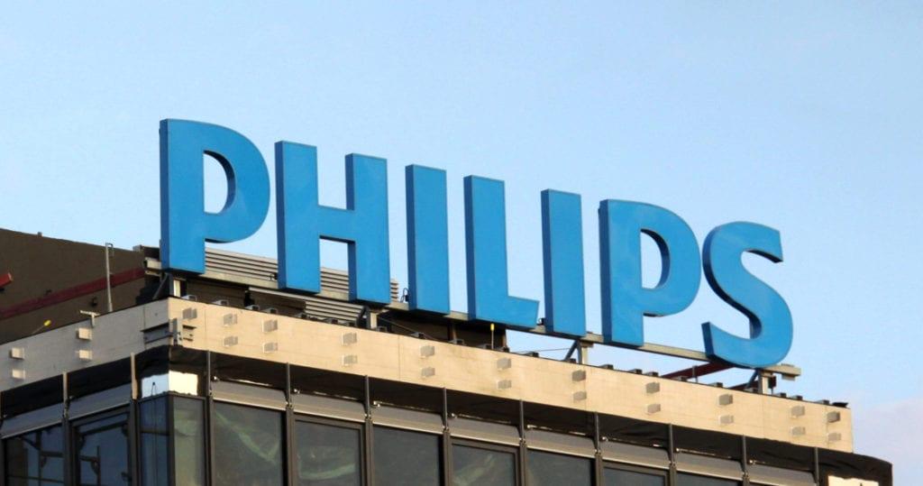 Leadway Philips Leuchtbuchstaben
