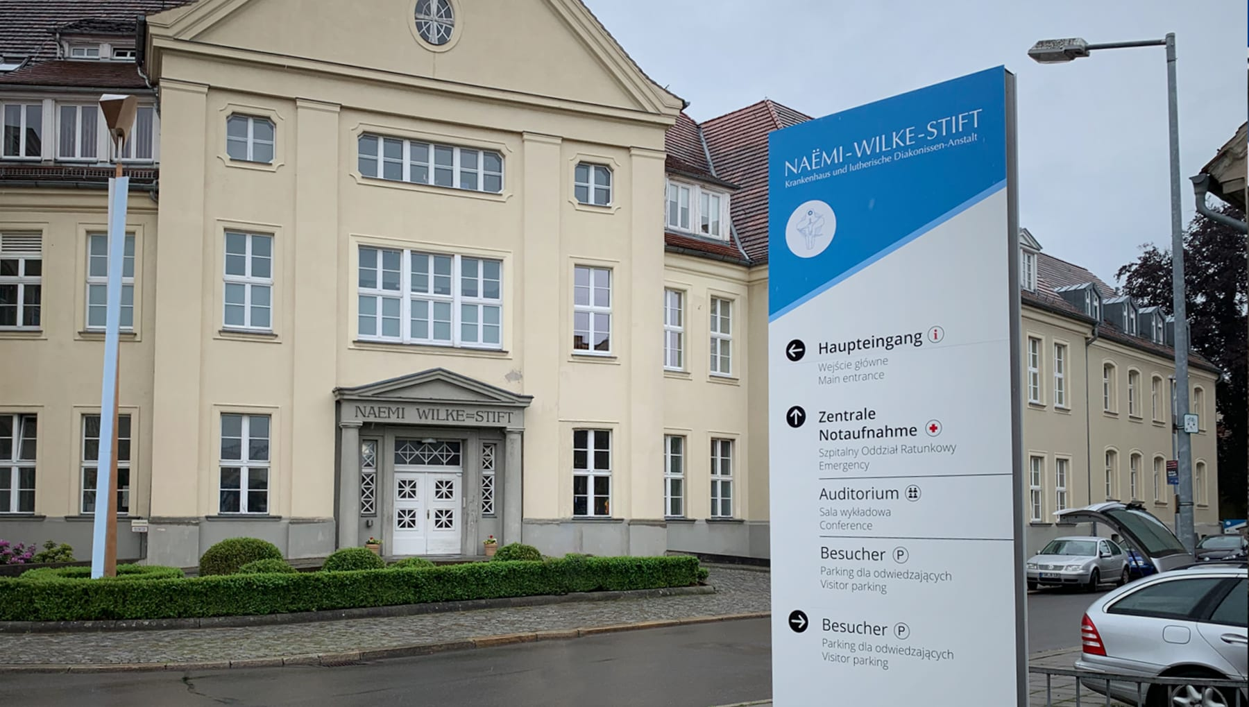 Naemi-Wilke-Stift – Es geht voran!