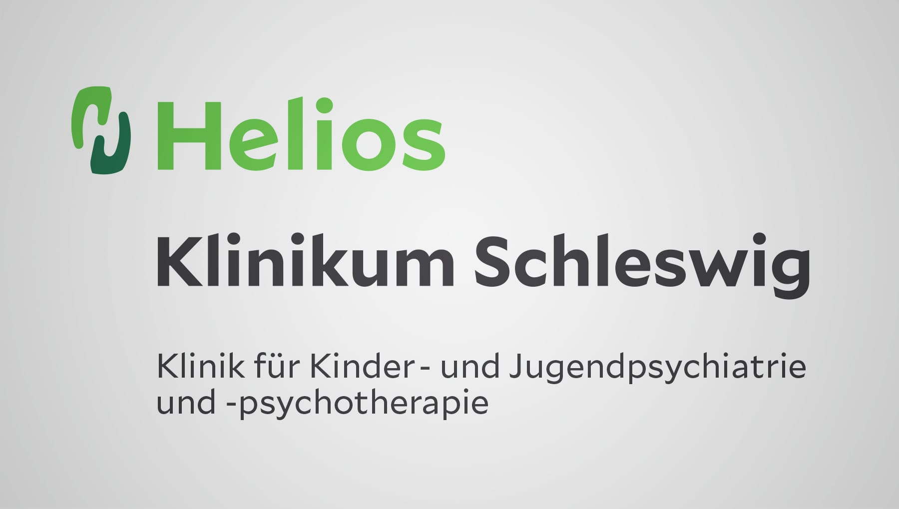 Helios Fachklinik Schleswig – Neue Zentralklinik für die Kinder- und Jugendpsychiatrie