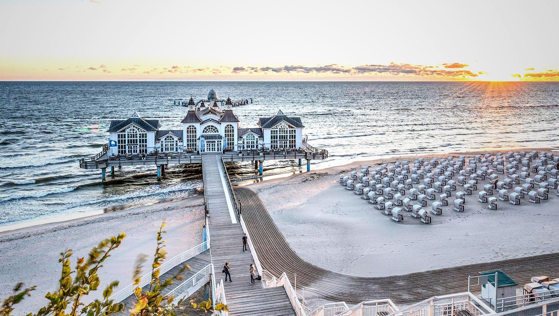 Ein Ausflug an die Ostsee – Den Alltag hinter sich lassen