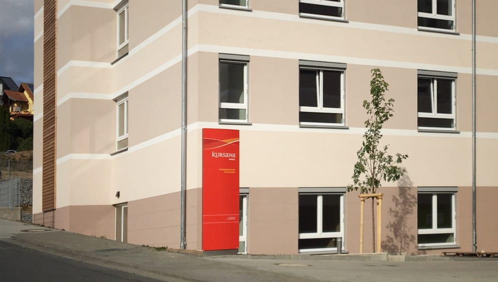 Kursana eröffnet ein neues Senioren-Domizil in Hessen