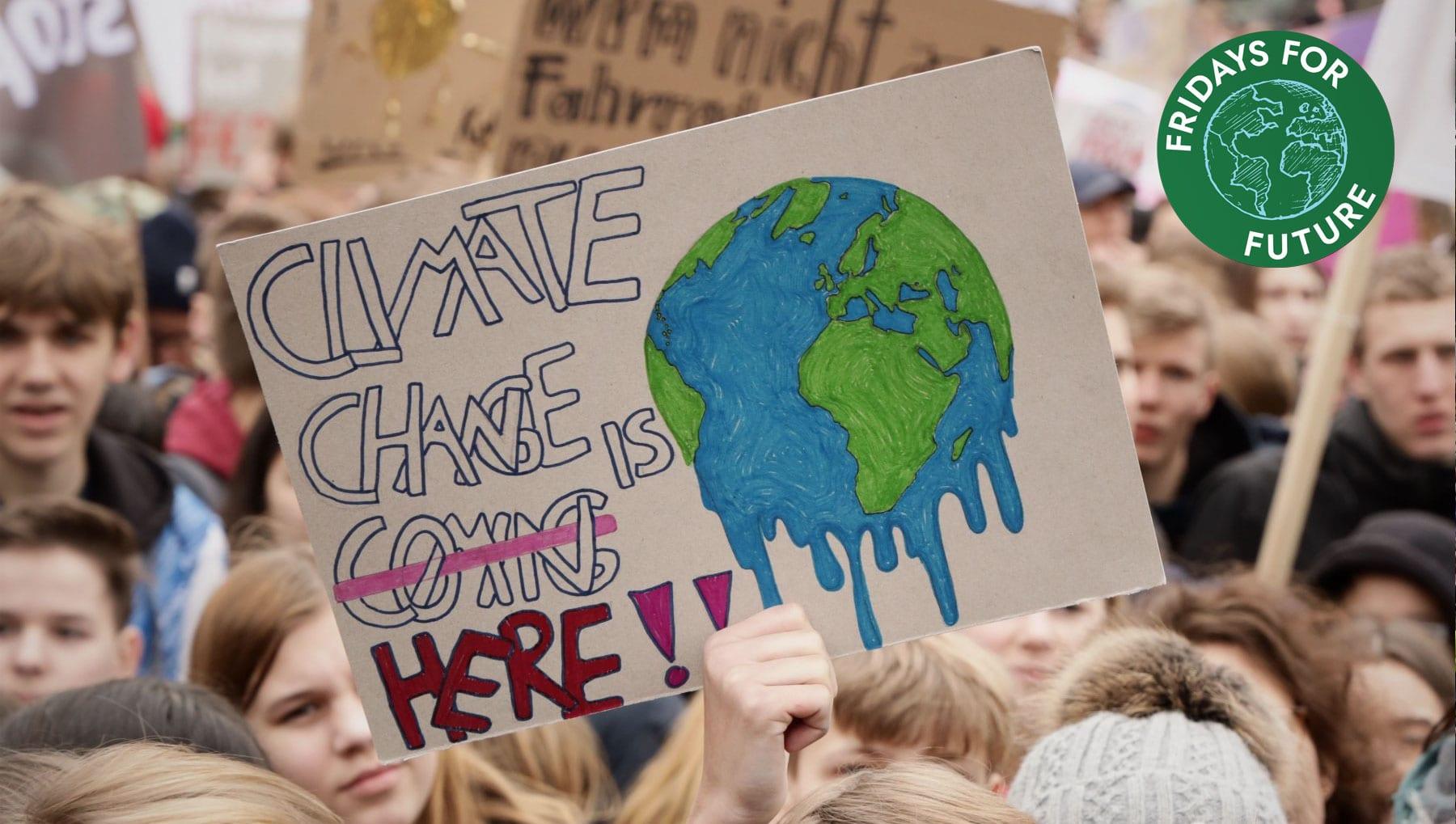Eventvoller Freitag – Globaler Klimastreik & Black Friday