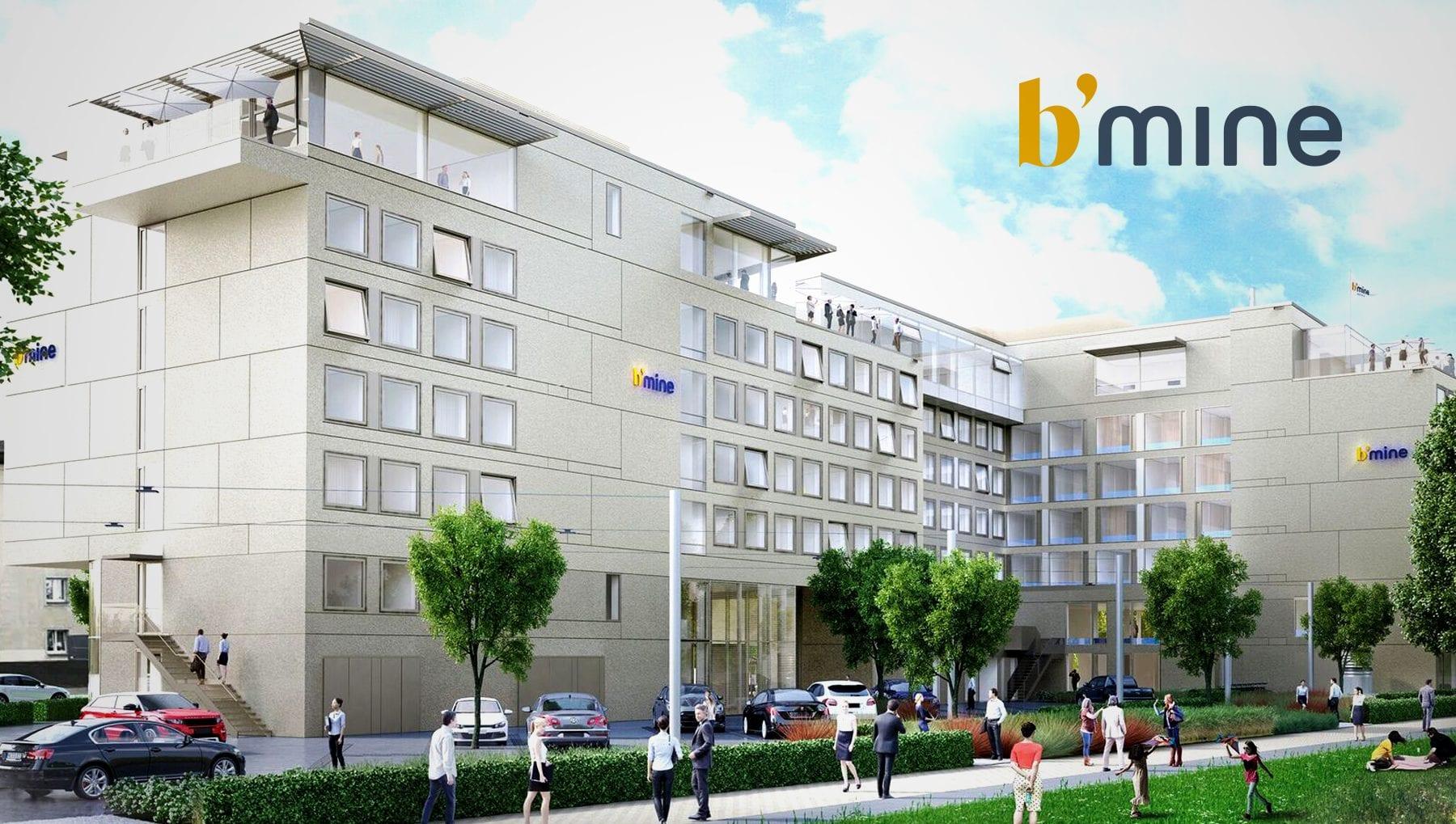 B'mine eröffnet das erste Hotel in Düsseldorf