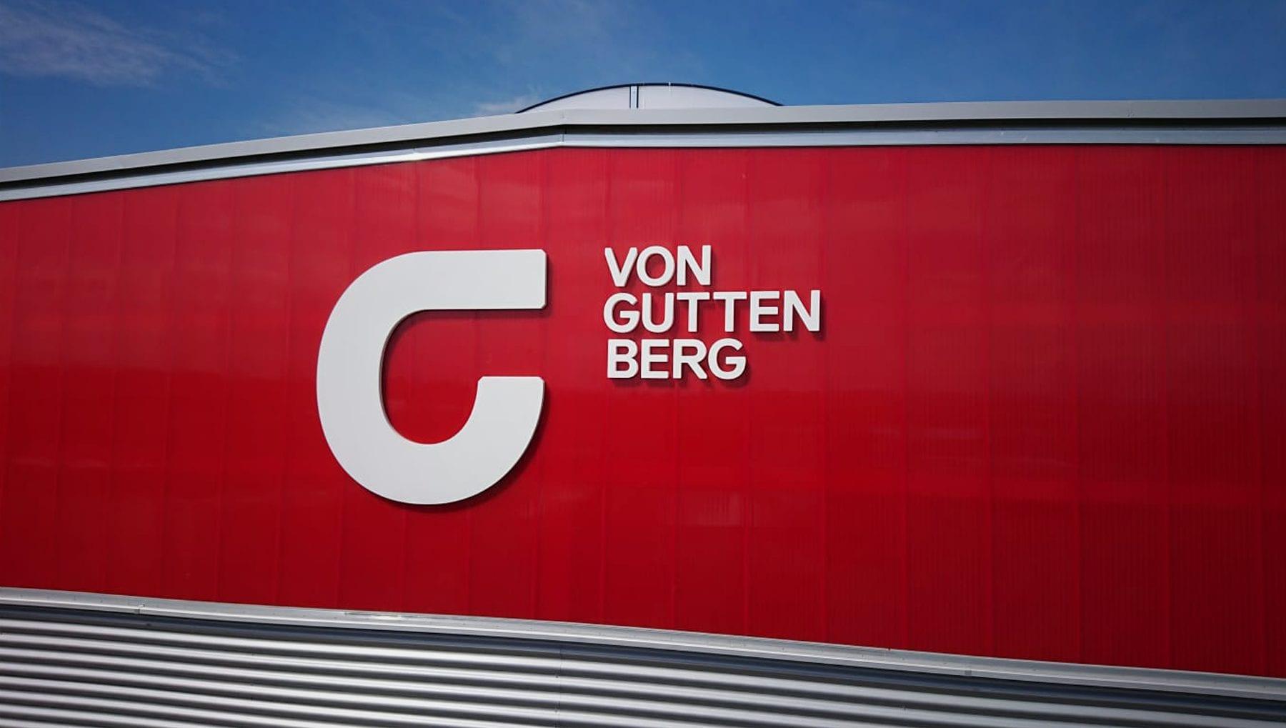 Neues Leitsystem für die Von Guttenberg GmbH – Amt Wachsenburg