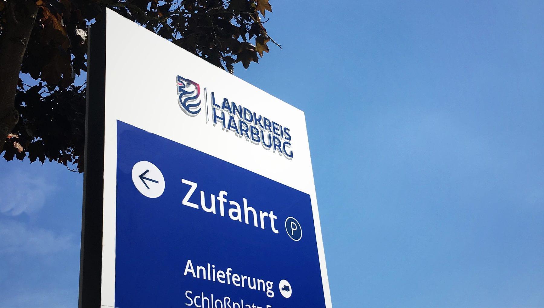 Landkreis Harburg erhält ein neues Erscheinungsbild