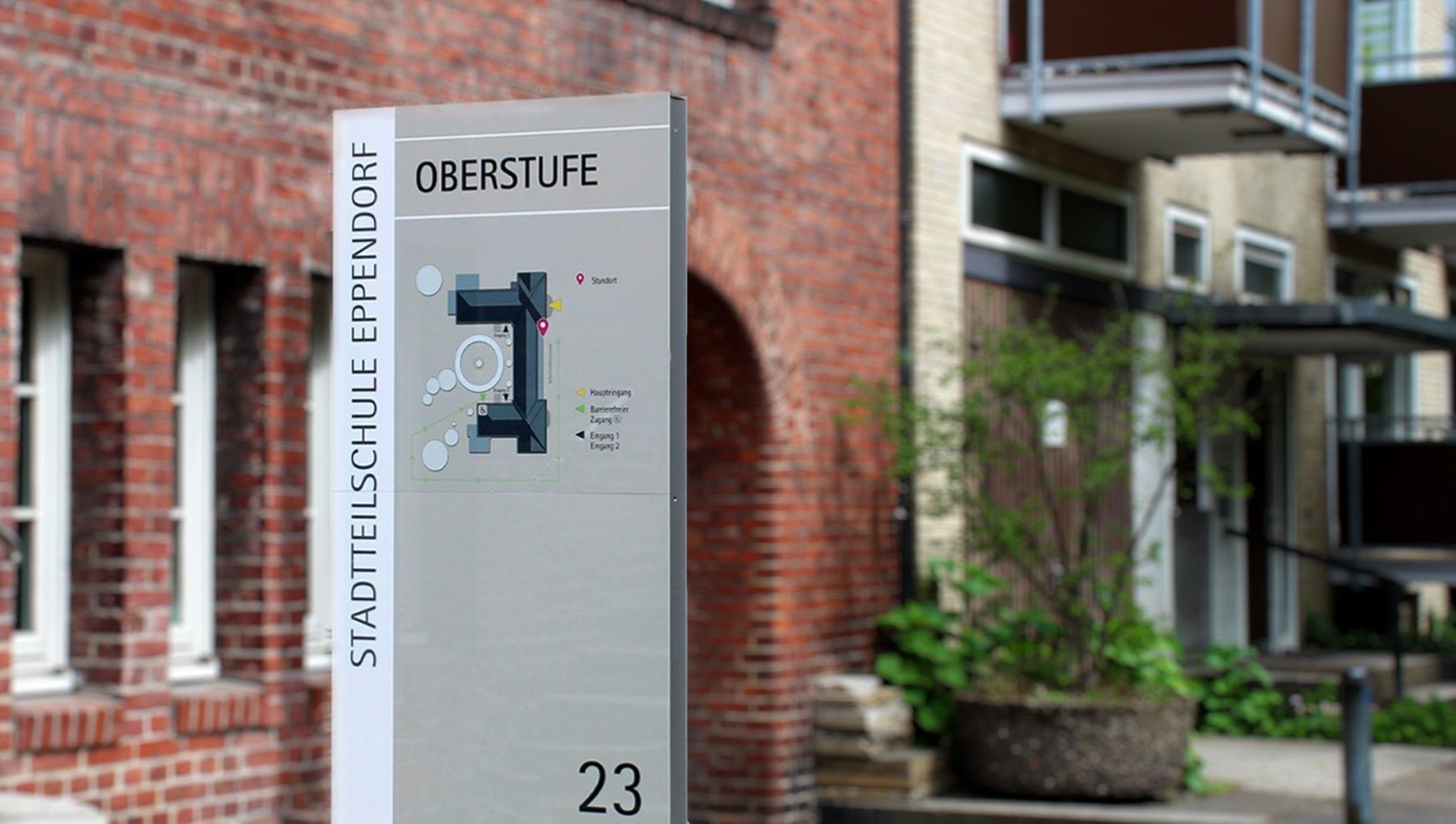 Stadtteilschule Eppendorf – Die Oberstufe zieht um