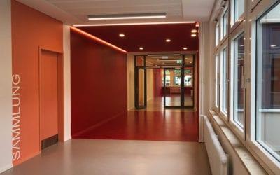 Schulstart in Hamburg – Neues Leitsystem für Gymnasium Heidberg