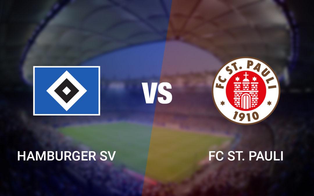 Hambuger SV : FC St. Pauli – Das Corona-Derby in Hamburg