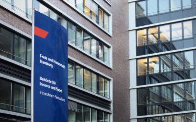 Freie & Hansestadt Hamburg – Die Behörden setzten auf Flexibilität
