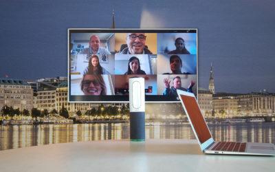 Digitale Beratungsgespräche – Konferenzräume im neuen Look