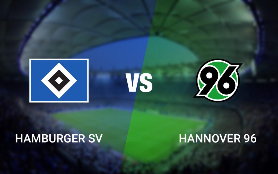 Hambuger SV : Hannover 96 – 0:1 Niederlage im Nordduell