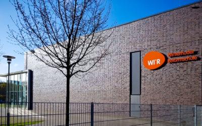 Stadtteilschule Winterhude – Markendarstellung im Außenbereich