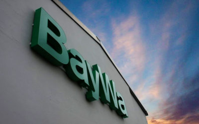 BayWa Technik & Energie – Bei der Standorten tut sich was