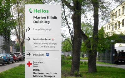 DRK-Seniorenzentrum Marien Campus in Duisburg eröffnet