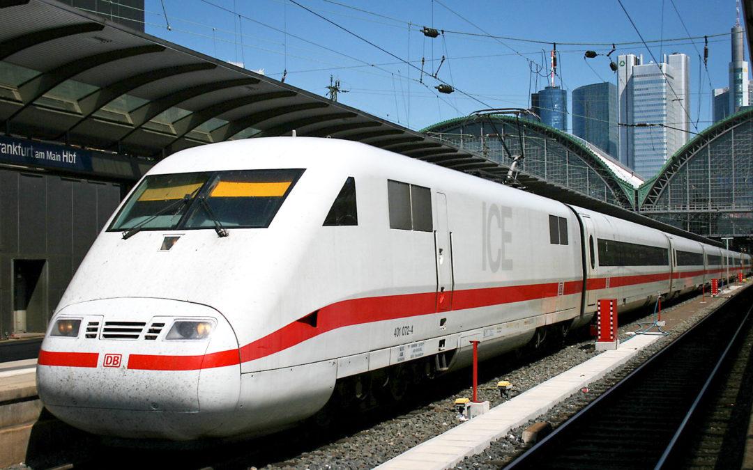 Deutsche Bahn – Leitsystem für das Werksgelände Frankfurt-Griesheim